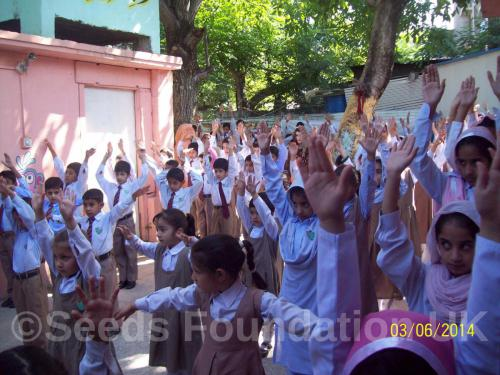SEEDS SCHOOL PROJECT-2